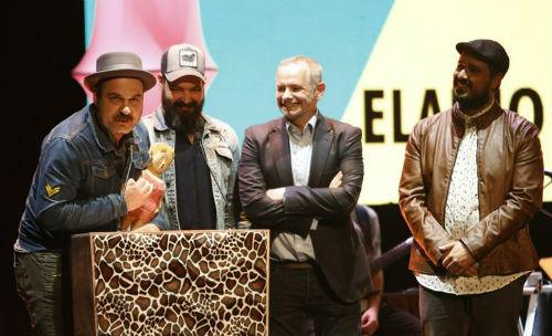 @Eladioylosseres gana el Premio Martin Códax de música por segunda vez en su carrera
