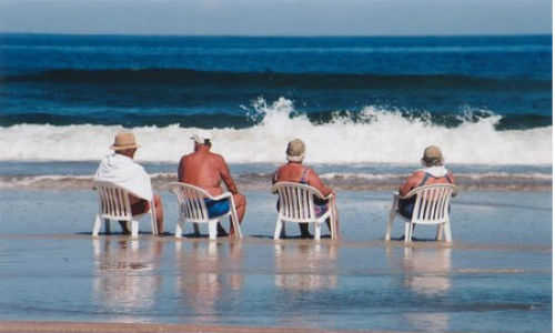 Vete a la playa…en Vigo estaremos a 30 grados desde hoy y durante el fin de semana