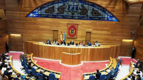 @En_Marea reclama o informe que supostamente avala a prohibición de falar no Parlamento da condena de corrupción ao PP pola trama Gürtel