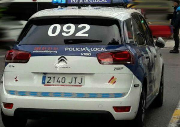 Detenido tras ser sorprendido dentro de una casa cercana a la rúa Aragón