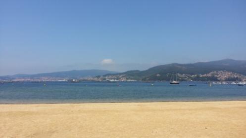 La Praia de Arealonga, en Chapela, obtiene la calificación de 'Excelente' para sus aguas tras las inversiones realizadas por el Concello de Redondela