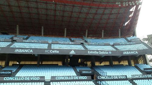 El Estadio de Balaídos pasa a llamarse 'Abanca Balaídos'