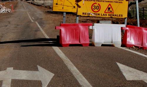 Corte de tráfico durante 2 meses da estrada Meira-Fraga, de titularidade provincial, polas obras do viaduto de A Fraga, no Corredor do Morrazo