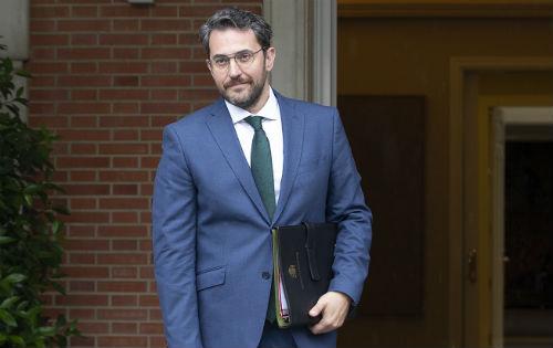 El ministro de Cultura fue condenado cuando era presentador de televisión por no pagar a Hacienda