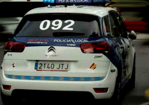 Un sujeto de 37 años de edad detenido en Vigo por amenazar y agredir a su pareja
