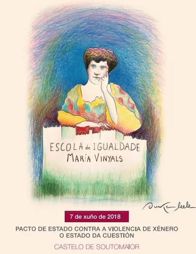 @depo_es organiza dende este xoves, en Soutomaior a xornada anual da Escola de Igualdade María Vinyals