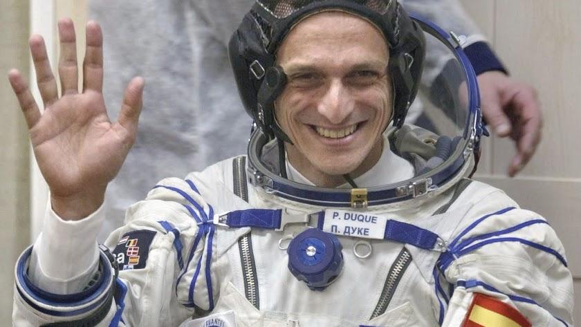 El astronauta Pedro Duque, ministro de Ciencia