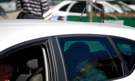 El concelleiro de Cultura usó el taxi