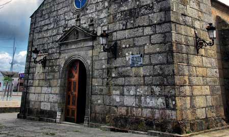 Iglesia de Bouzas