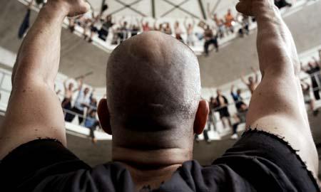 'Celda 211' abrirá el Festival Internacional de Cine de Ourense.