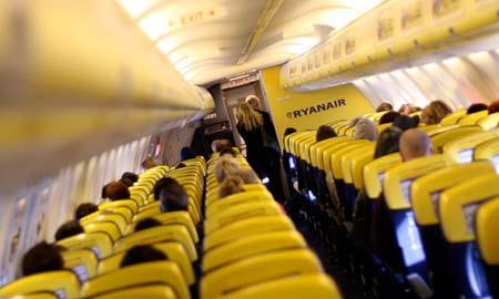 Ryanair tiene vuelos en varios aeropuertos gallegos.