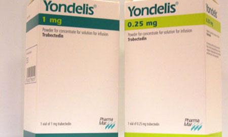 Yondelis es un fármaco de PharaMar