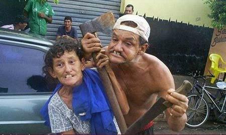 Parientes del cuñaaaaoooo. Fuente: pictureisunrelated.com
