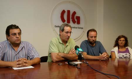 Los trabajadores de Alfageme saldrán mañana a manifestarse.