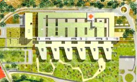 Proyecto del nuevo hospital de Vigo