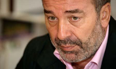 Alberto Gago, reitor da Universidade de Vigo.