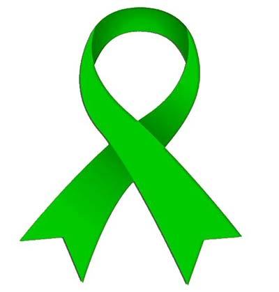 El símbolo de la campaña será un lazo verde.