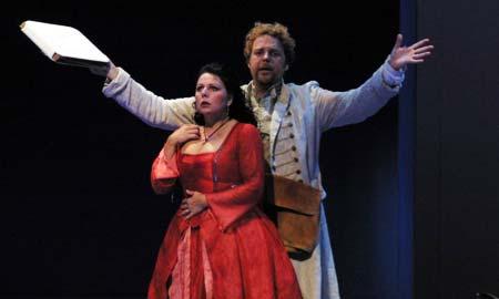 'Don Giovanni', de la compañía holandesa Internacionale Opera Producties.