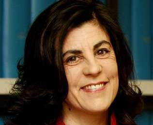 Gloria Lago é presidenta de Galicia Bilingüe