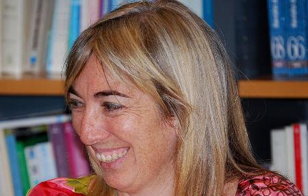 Lucía Molares, delegada de la Xunta en Vigo