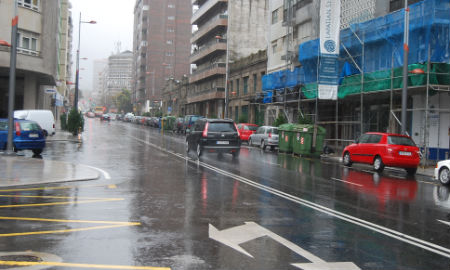 Rúa Coruña