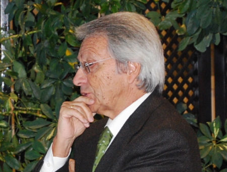 Julio Fernández Gayoso, presidente de Caixanova