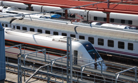 La estación de Vigo se verá beneficiada.