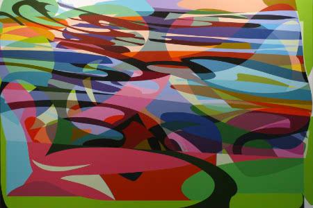 Obra de Yves Openheim.