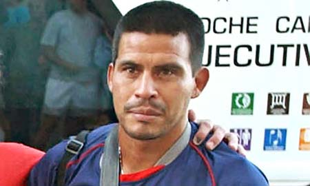 El ex jugador céltico Fernando Cáceres.