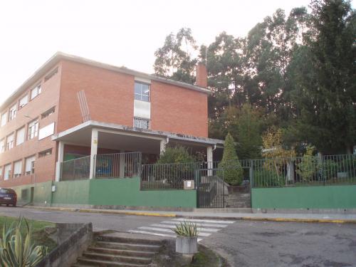 A obra terá lugar no colexio Carballar (Cabral)
