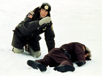 Fotograma da película Fargo.