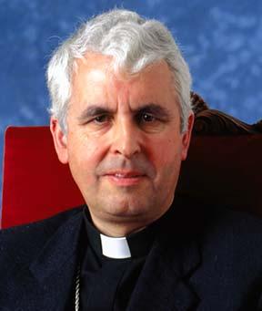 El nuevo obispo de Tui-Vio, Monseñor Luis Quinteiro Fiuza.