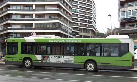 A crise tamén pasa factura no transporte público.