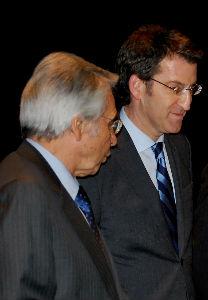 El presidente Feijóo ha pedido el retiro de Fernández Gayoso por motivos de edad