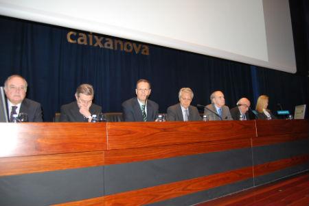 Reunión de la Asamblea de Caixanova en Vigo