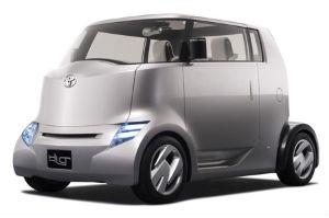 O futuro é o coche híbrido