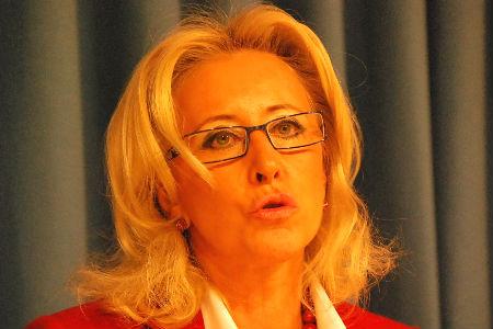 Corina Porro, repetirá como presidenta del PP de Vigo