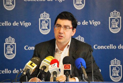 El concelleiro popular Ignacio López-Chaves