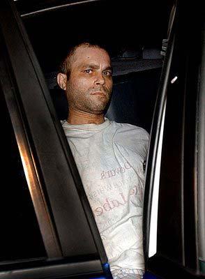 El acusado, Pedro Jiménez, conocido como 'Conan'.