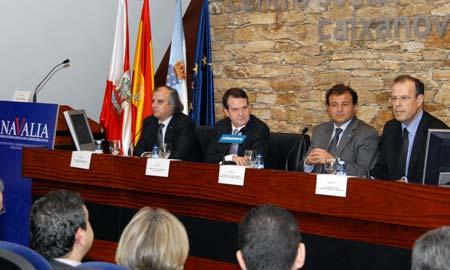 La presentación de Navalia 2010.