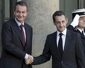 Sarkozy-Zapatero