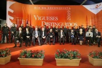 Vigueses Distinguidos 2009