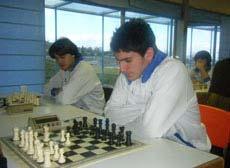 Daniel Vila e Pablo González.