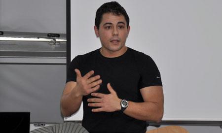 O nutricionista Xabier Castro.