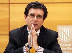 El ex presidente del Govern balear, Jaume Matas.