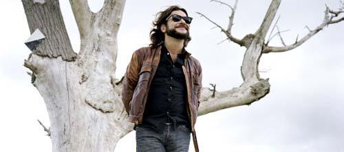 El cantante madrileño Quique González.