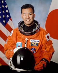 El astronauta japonés Soichi Noguchi.