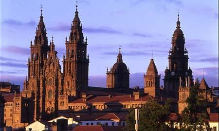 Santiago, uno de los puntos en los que más han subido las reservas.