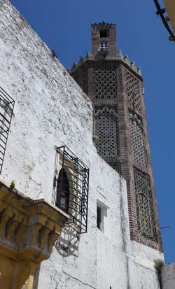 Tanger-mezquita/Tresyuno Comunicación