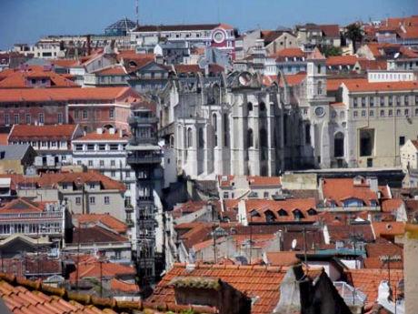 Lisboa desde la cubierta del 'Grand Voyager'/Tresyuno Comunicación